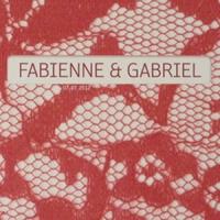 Fabienne et Gabriel